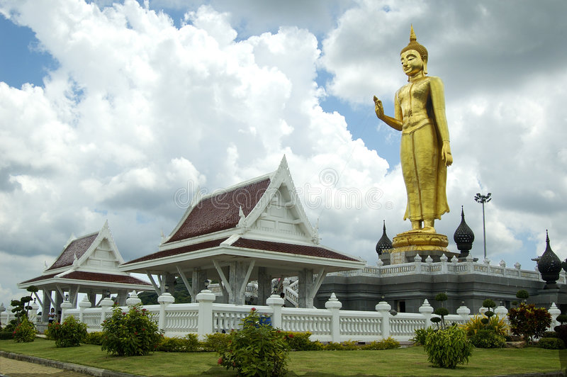 Download Grand Bouddha image stock. Image du liasse, respect, inde - 731319