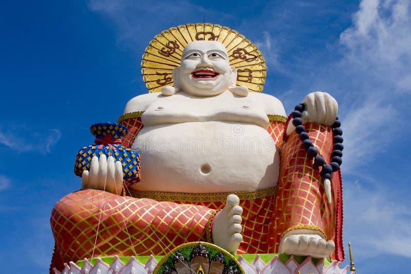 Grand Bouddha sur le KOH Samui, Thaïlande photo libre de droits