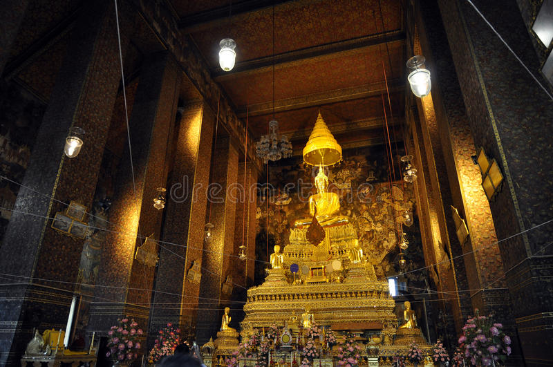 Download Grand Buddha Gold Hall Thailand Stock Photo - Image of buddhism, build: 13109180