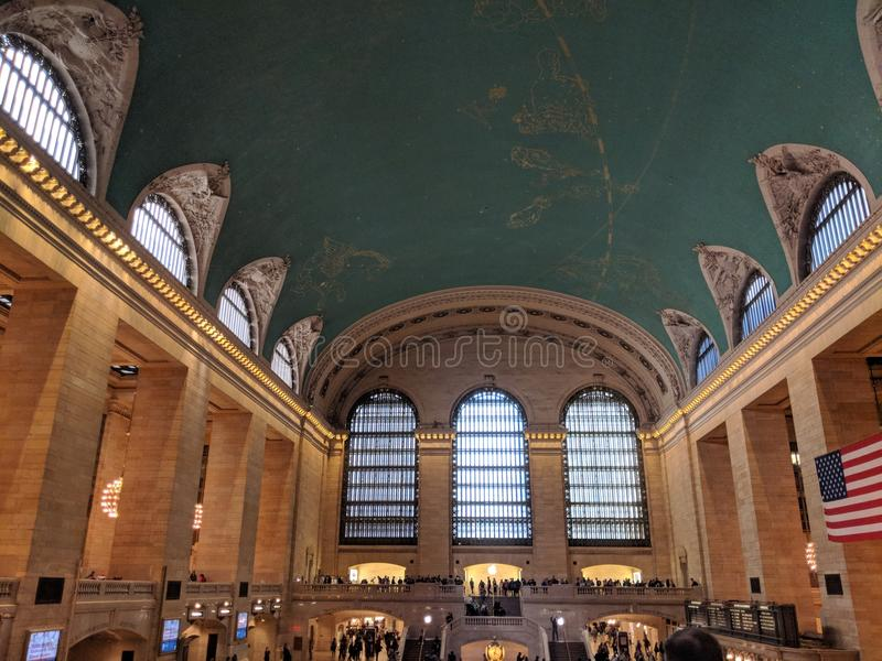 Grand Central stock images