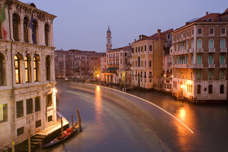 Download Grand canal stock photo. Image of palaces, houses, along - 12555192