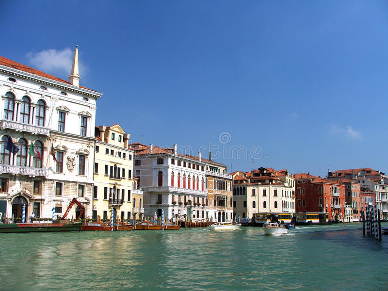 Download Grand Canal editorial photo. Image of building, tourism - 24061701