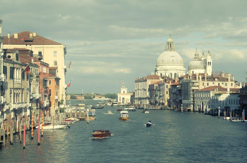 Grand Canal na academia fotografia de stock royalty free