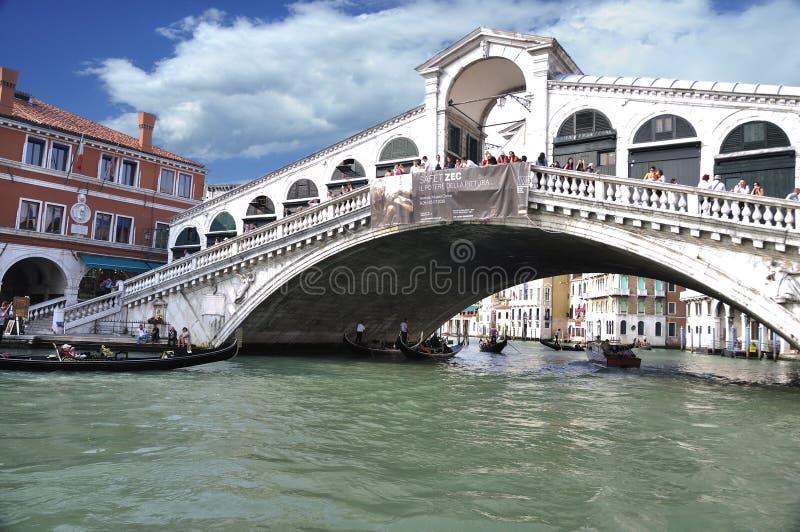 Grand Canal - Rialto - Venice Italy Venezia - Creative Commons by gnuckx stock photography