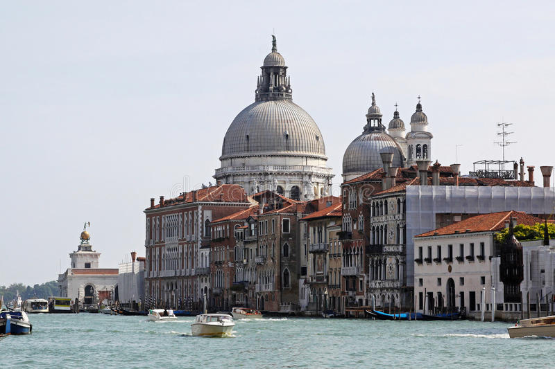 Grand Canal Venice royalty free stock image