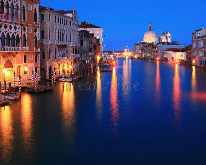 Download Grand canal Venice Italy stock photo. Image of canal - 15960368