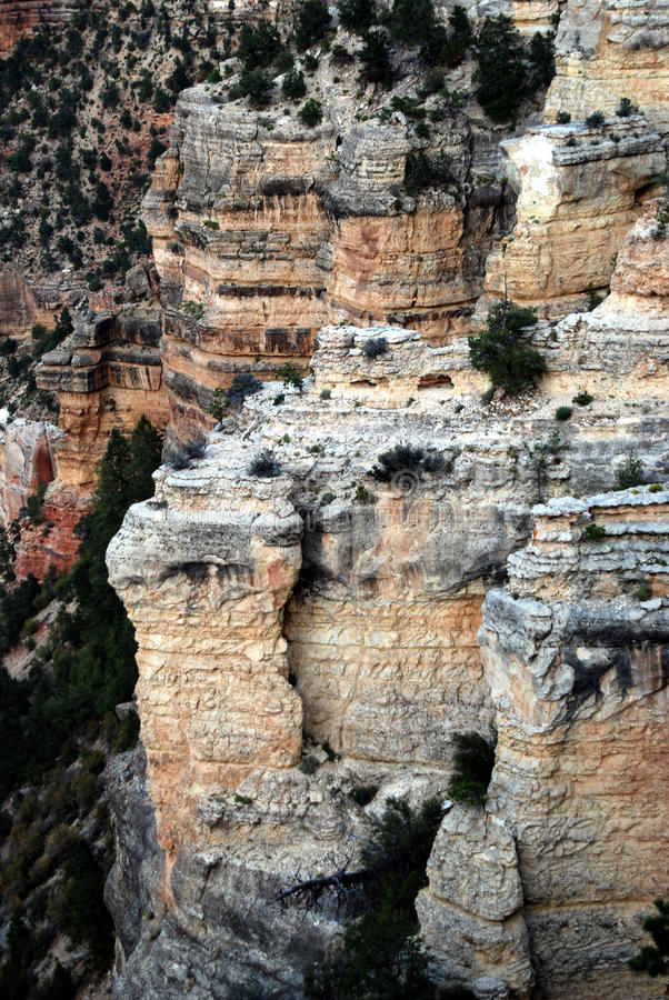Grand Canyon 18 stock photography