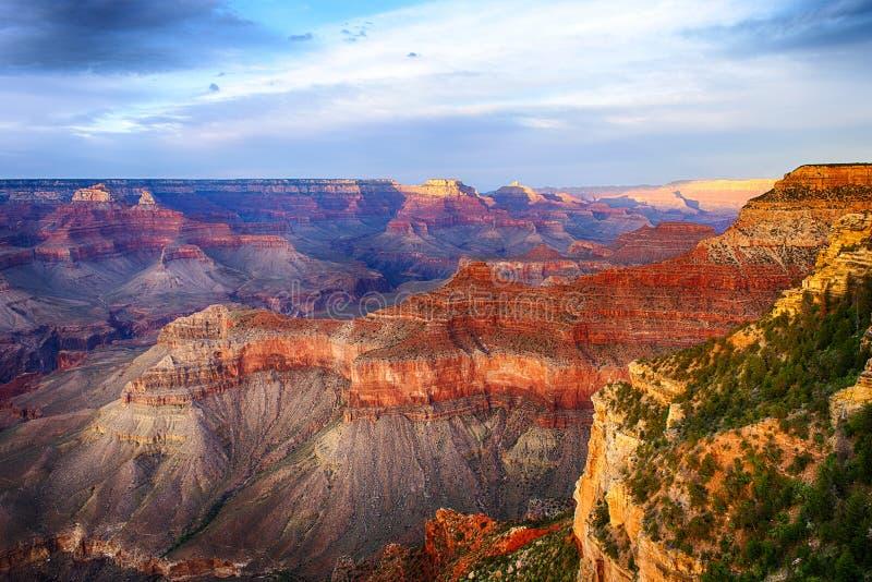 grand canyon zdjęcia royalty free
