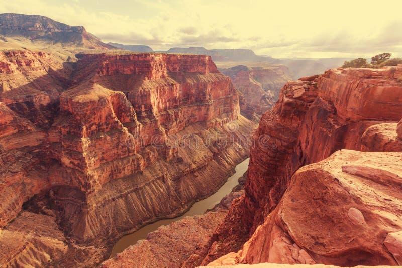 grand canyon fotografia stock