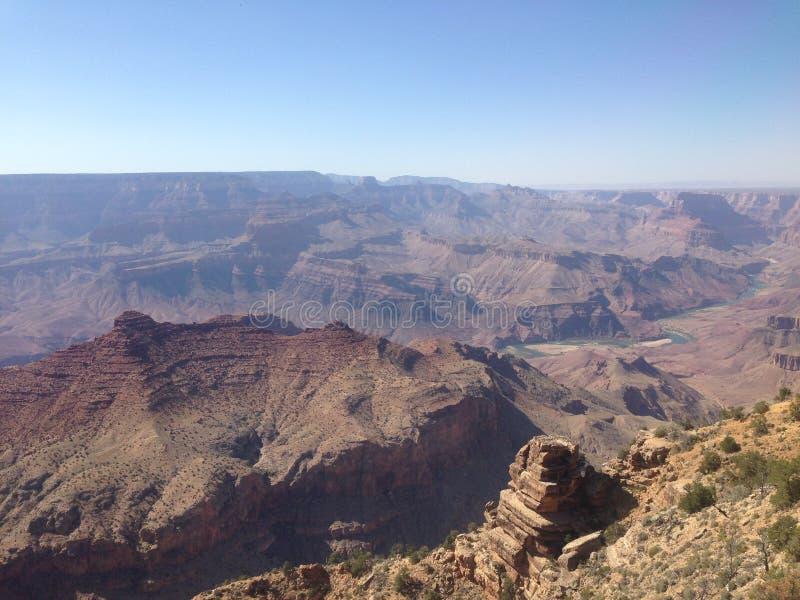 Grand Canyon stockfoto