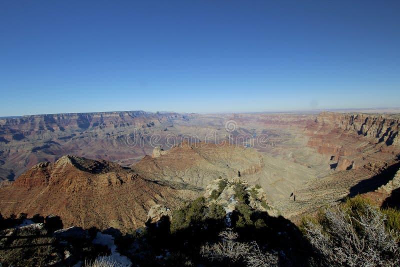 Grand Canyon Arizona arkivbild