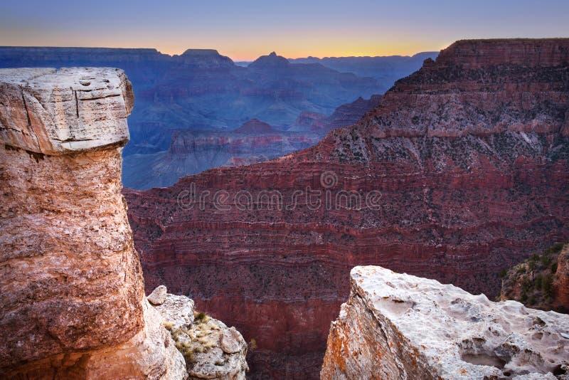 Grand Canyon, Arizona stockbilder