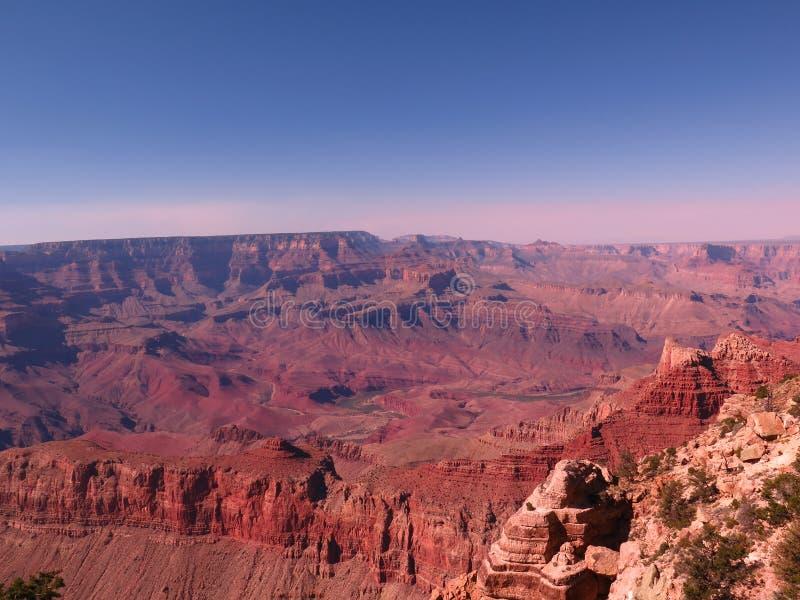 Grand Canyon in Arizona immagine stock libera da diritti