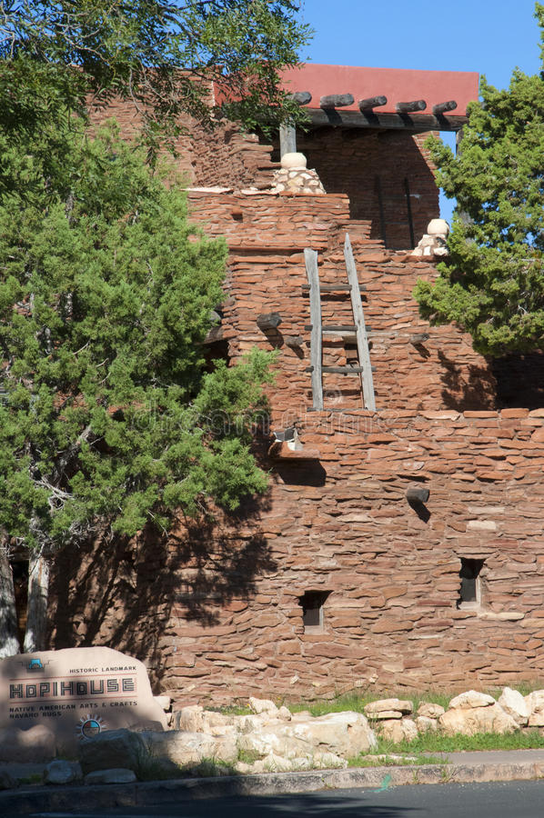 Grand Canyon Arizona los E.E.U.U. fotos de archivo