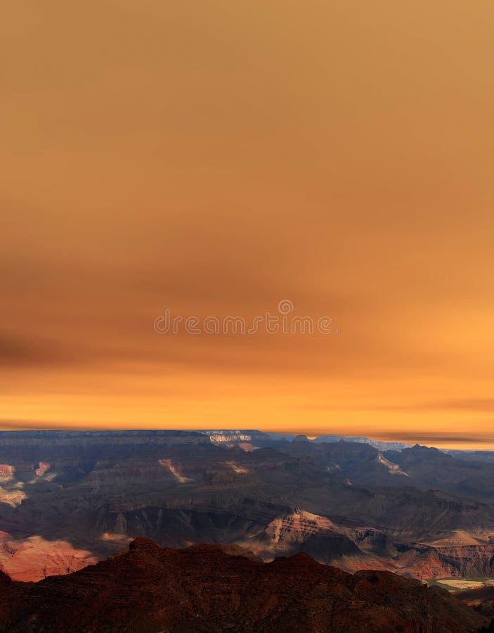Grand Canyon Arizona lizenzfreie stockfotos