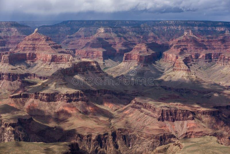 Grand Canyon, Arizona, Stany Zjednoczone Ameryki obrazy stock