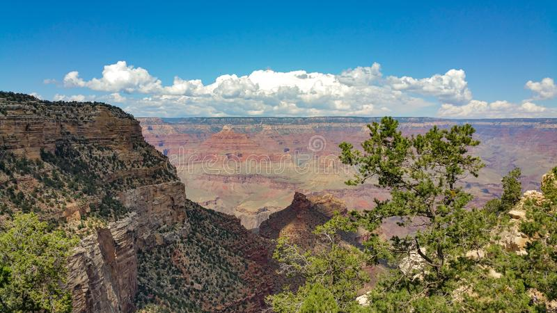 Grand Canyon 2 stock image
