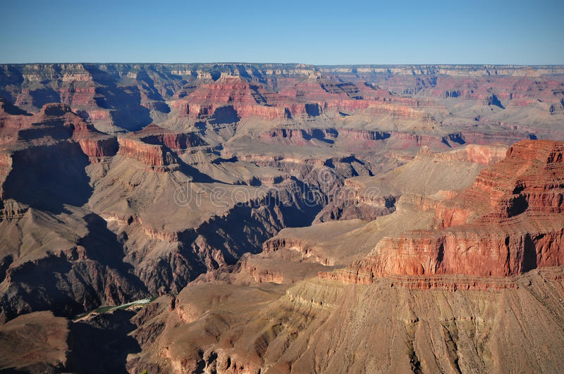 Grand Canyon AZ royaltyfria bilder
