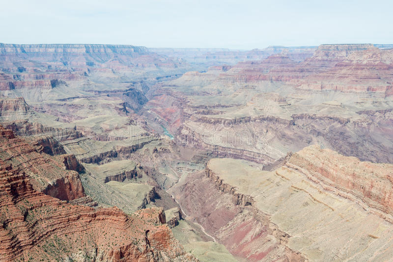Download Grand Canyon And Colorado River Stock Photo - Image: 41449637