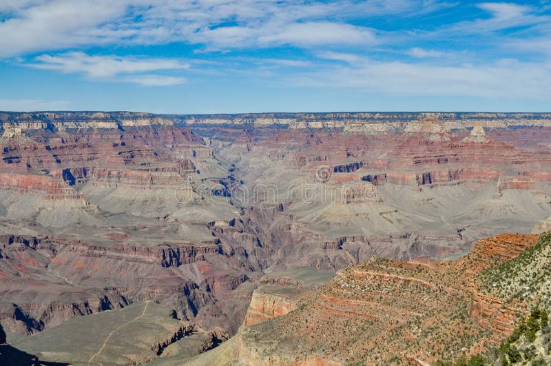 Grand Canyon dans Ariziona image stock
