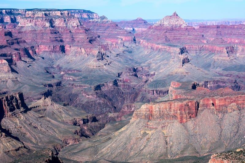 Grand Canyon, de Verenigde Staten van Amerika stock foto's