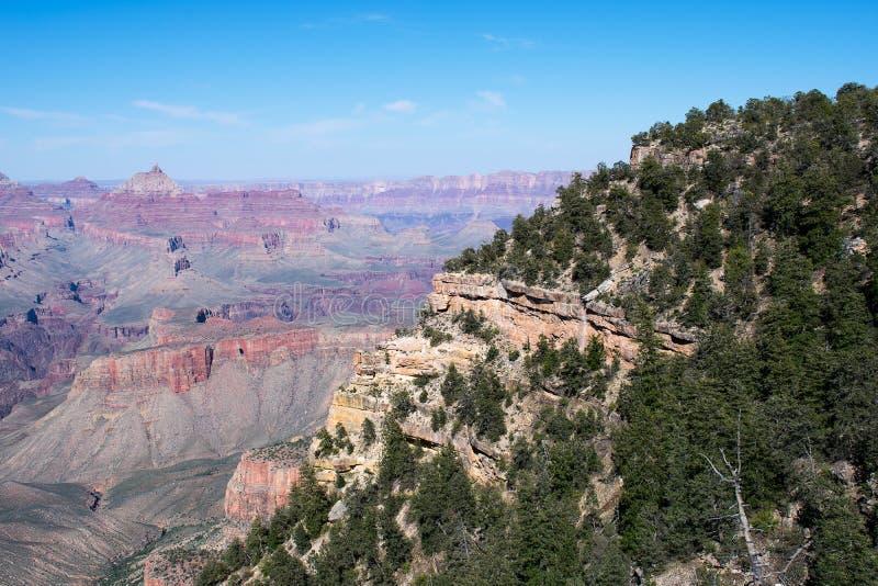 Grand Canyon, die Vereinigten Staaten von Amerika lizenzfreies stockfoto