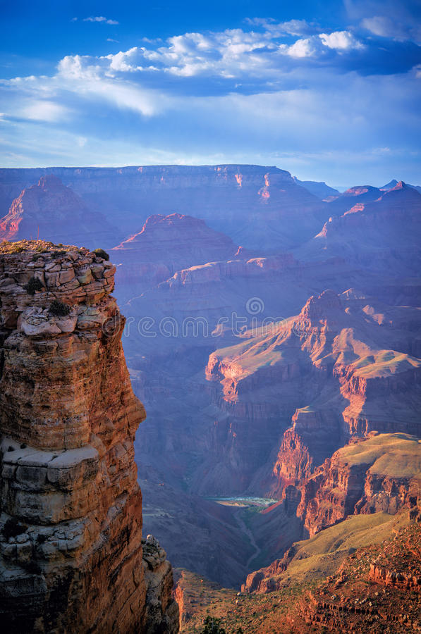 Download Grand Canyon East Rim stock image. Image of national - 32108033