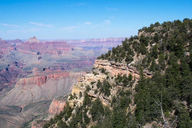 Grand Canyon, Etats-Unis d'Amérique photo libre de droits