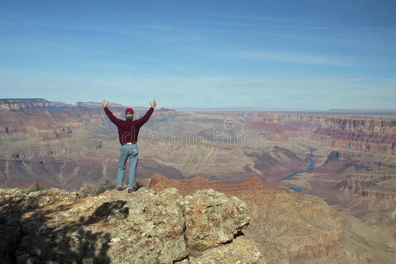 Download Grand Canyon Freedom stock image. Image of outdoors, nature - 22412993
