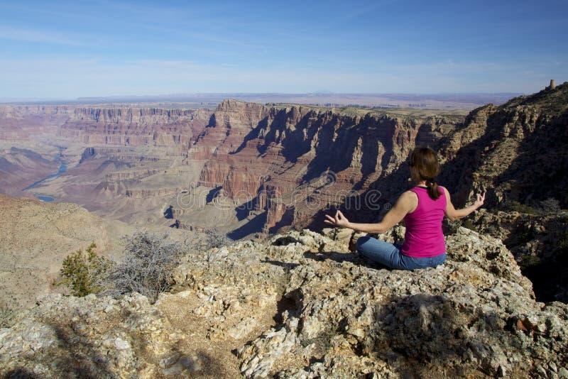 Download Grand Canyon Meditation stock image. Image of america - 22240871