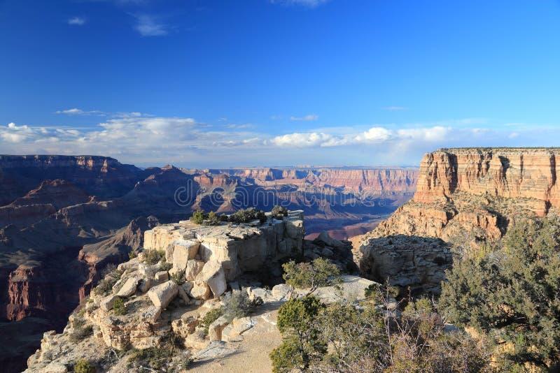Grand Canyon Moran Point fotografia de stock royalty free