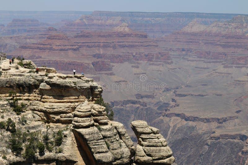 Grand Canyon no Arizona EUA - 2 imagem de stock royalty free