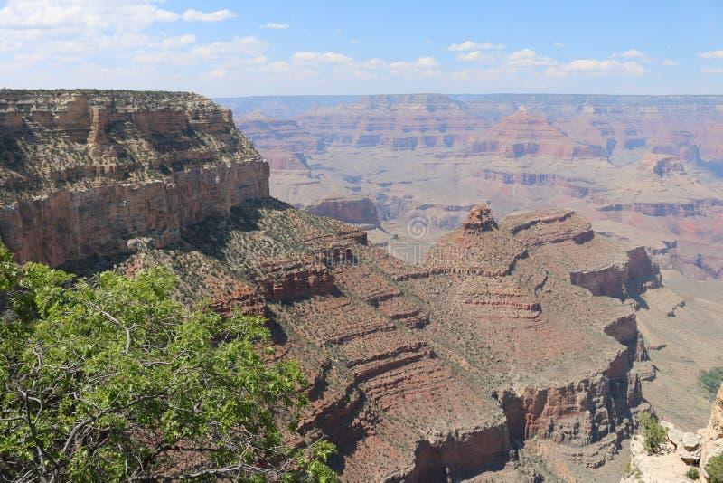 Grand Canyon no Arizona EUA - 4 imagens de stock royalty free