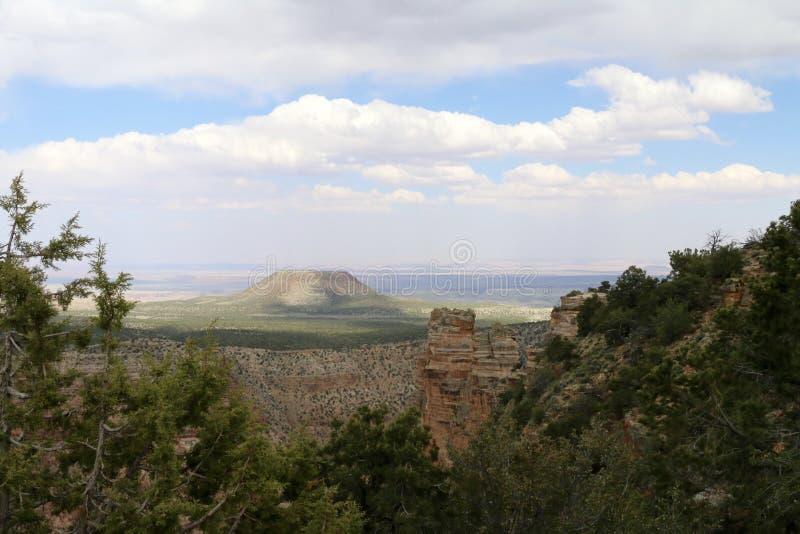 Grand Canyon no Arizona EUA - 5 imagens de stock royalty free