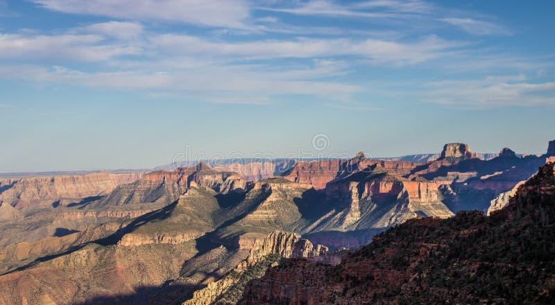 Grand Canyon norr 1 royaltyfria foton