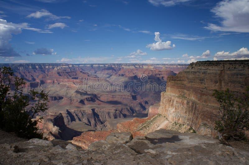 grand canyon obręcz na południe fotografia royalty free