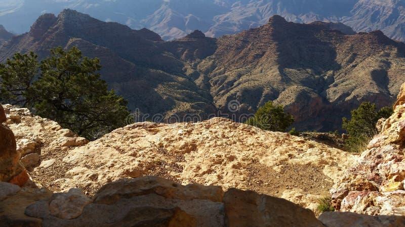 Grand Canyon, orlo del sud 1 fotografia stock
