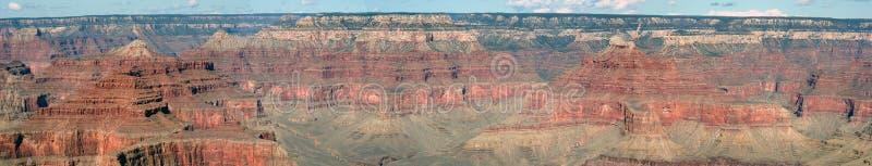 Grand Canyon Panaroma stockfotografie