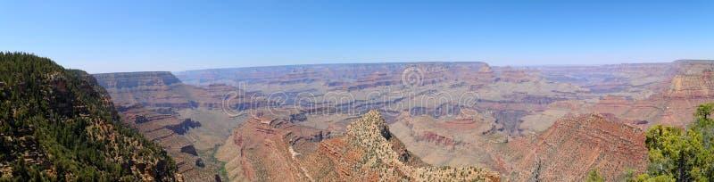 Grand Canyon Panorama stock photos