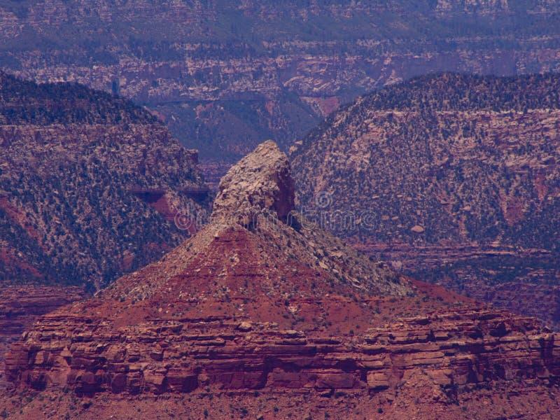 Grand Canyon, point de repère du Nevada de désert photographie stock libre de droits