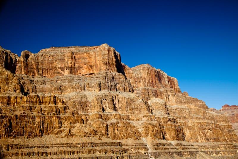 Grand Canyon Rocks Royalty Free Stock Photos