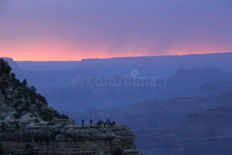 grand canyon słońca fotografia royalty free