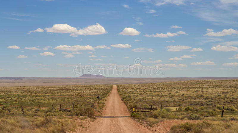 Grand Canyon side road royalty free stock photography