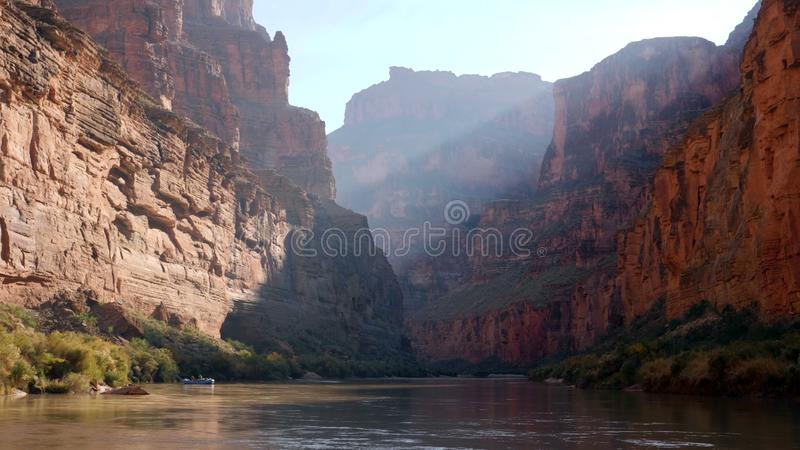 Grand Canyon, South Rim, Arizona, United States of America stock image