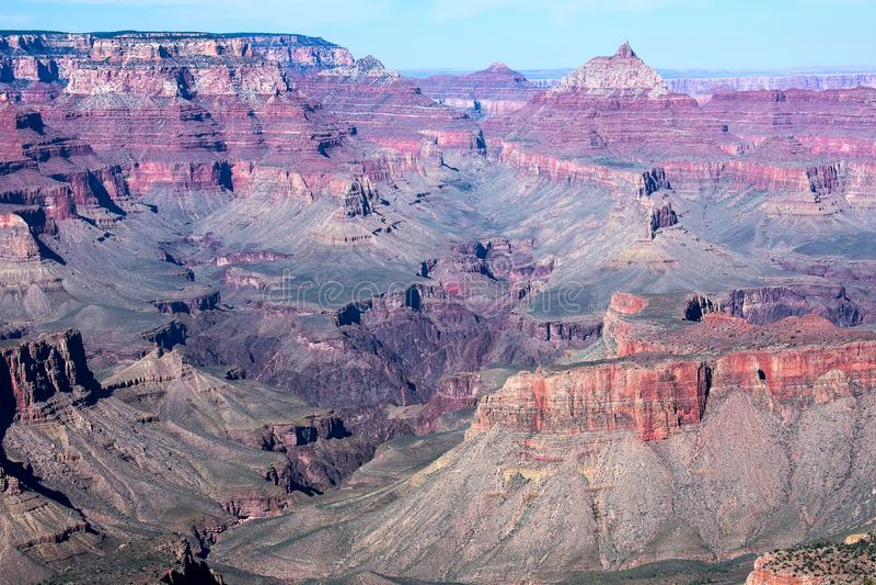 Grand Canyon, Stati Uniti d'America fotografie stock