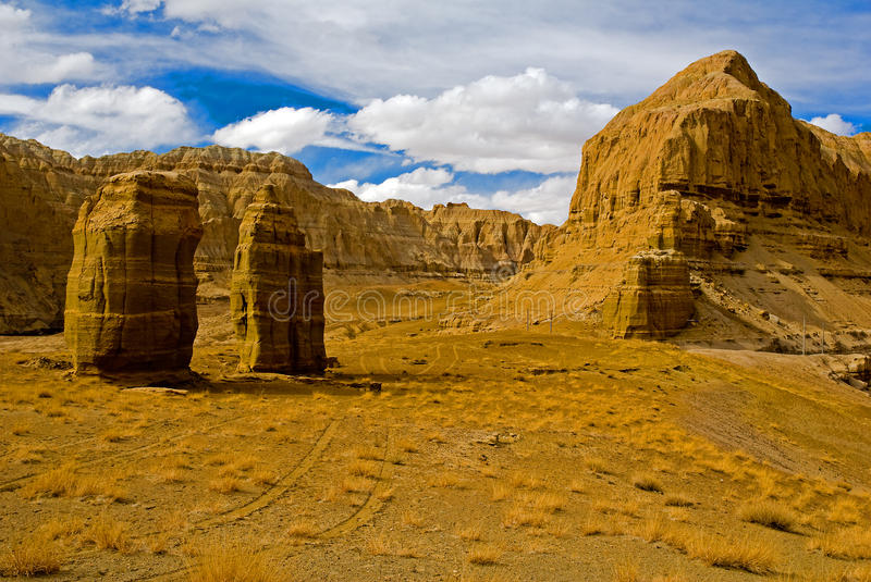 Download Grand Canyon In Tibet Royalty Free Stock Photos - Image: 23128488