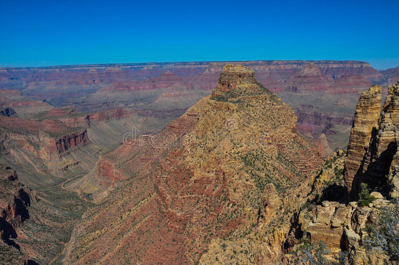Download Grand Canyon View From East Rim, Arizona, USA Stock Photo - Image: 42154724
