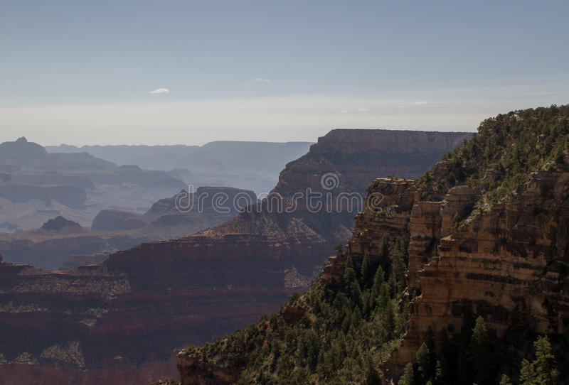 The Grand Canyon #9 royalty free stock image
