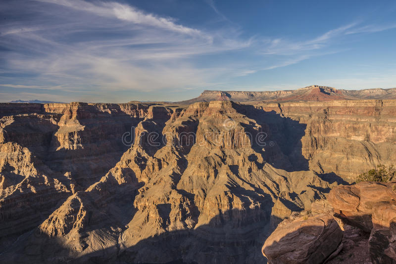 Grand Canyon West stockfoto