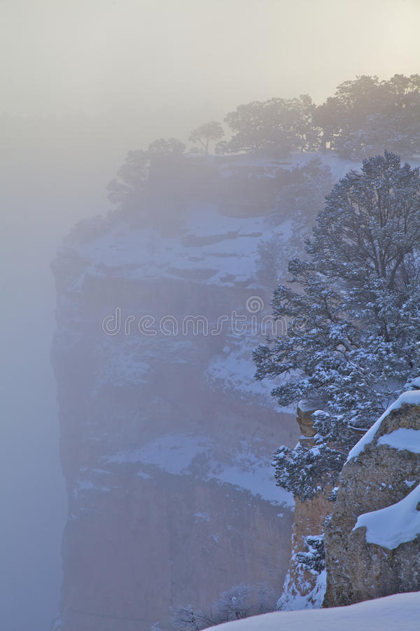 Download Grand Canyon Winter stock photo. Image of gorge, national - 29347376